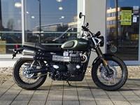 Gebrauchtmotorrad Triumph Street Scrambler