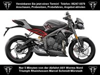 Neumotorrad Triumph Street Triple RS