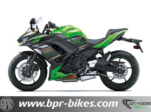 GEBRAUCHTE Kawasaki Ninja 650 KRT