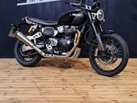 Gebrauchtmotorrad Triumph Scrambler 1200 XC
