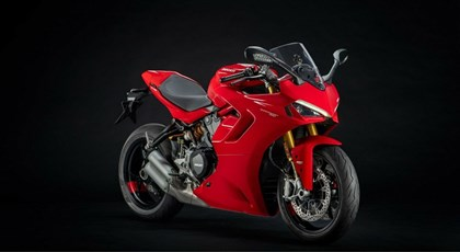 Neumotorrad Ducati SuperSport 950 S