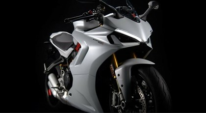 Neumotorrad Ducati SuperSport 950 S