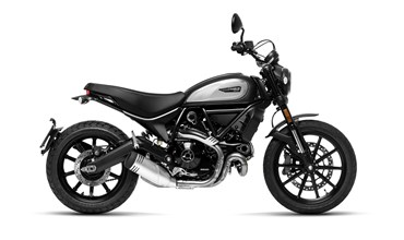 Neumotorrad Ducati Scrambler Icon Dark