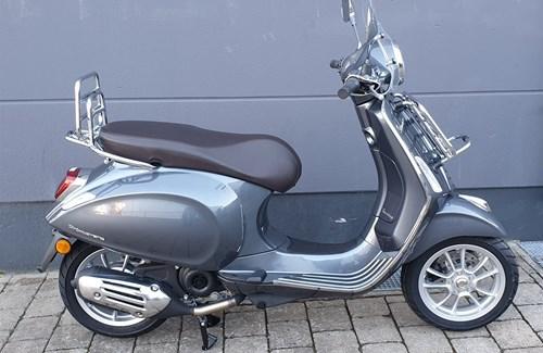 Neumotorrad Vespa Primavera 50 Touring
