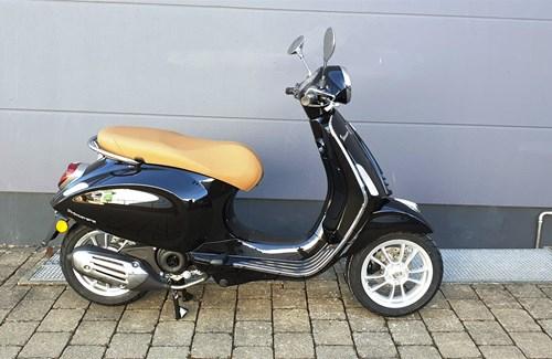 Gebrauchtmotorrad Vespa Primavera 50 4T