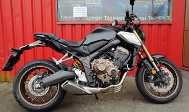 Neumotorrad Honda CB650R