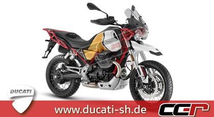 Neumotorrad Moto Guzzi V85 TT