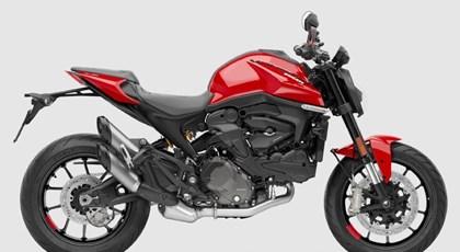 Neumotorrad Ducati Monster