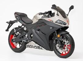 Neumotorrad: Motobi DL 125, 4.099,00 Eur