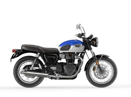 NYE KJØRETØY Triumph Bonneville T100