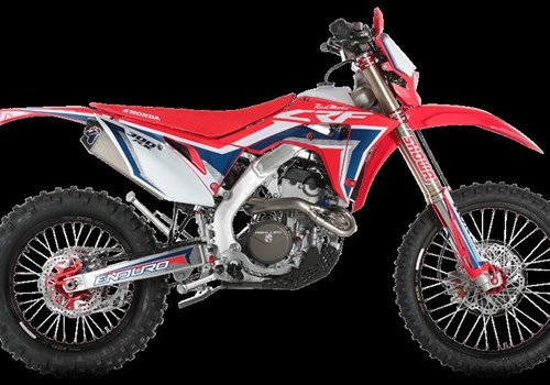 Red Moto CRF 300RX Enduro Special