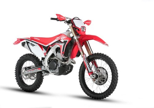 Red Moto CRF 300RX Enduro
