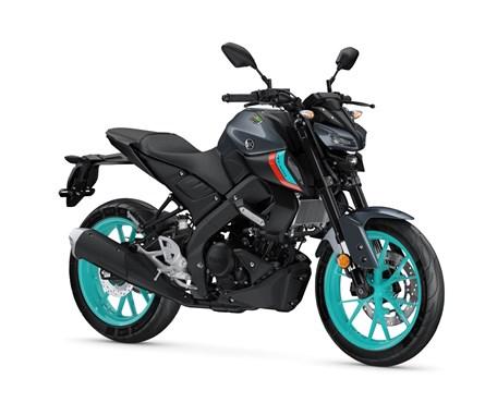 Neumotorrad Yamaha MT-125