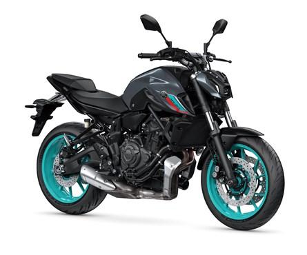 Neumotorrad Yamaha MT-07