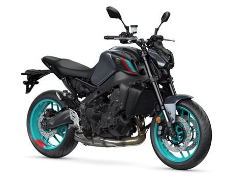 Neumotorrad Yamaha MT-09