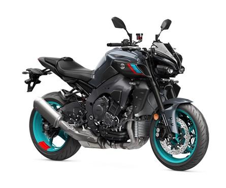 Neumotorrad Yamaha MT-10