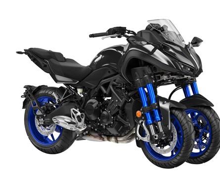 Neumotorrad Yamaha Niken