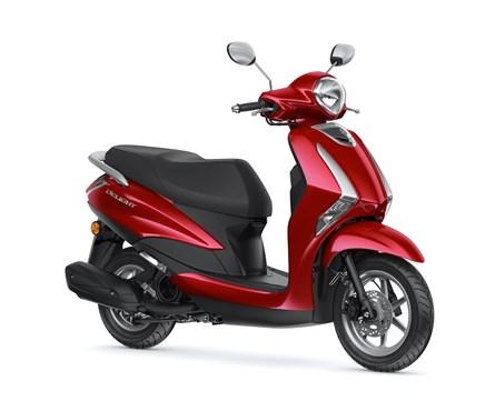 Neumotorrad Yamaha D'elight