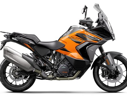 Neumotorrad KTM 1290 Super Adventure S