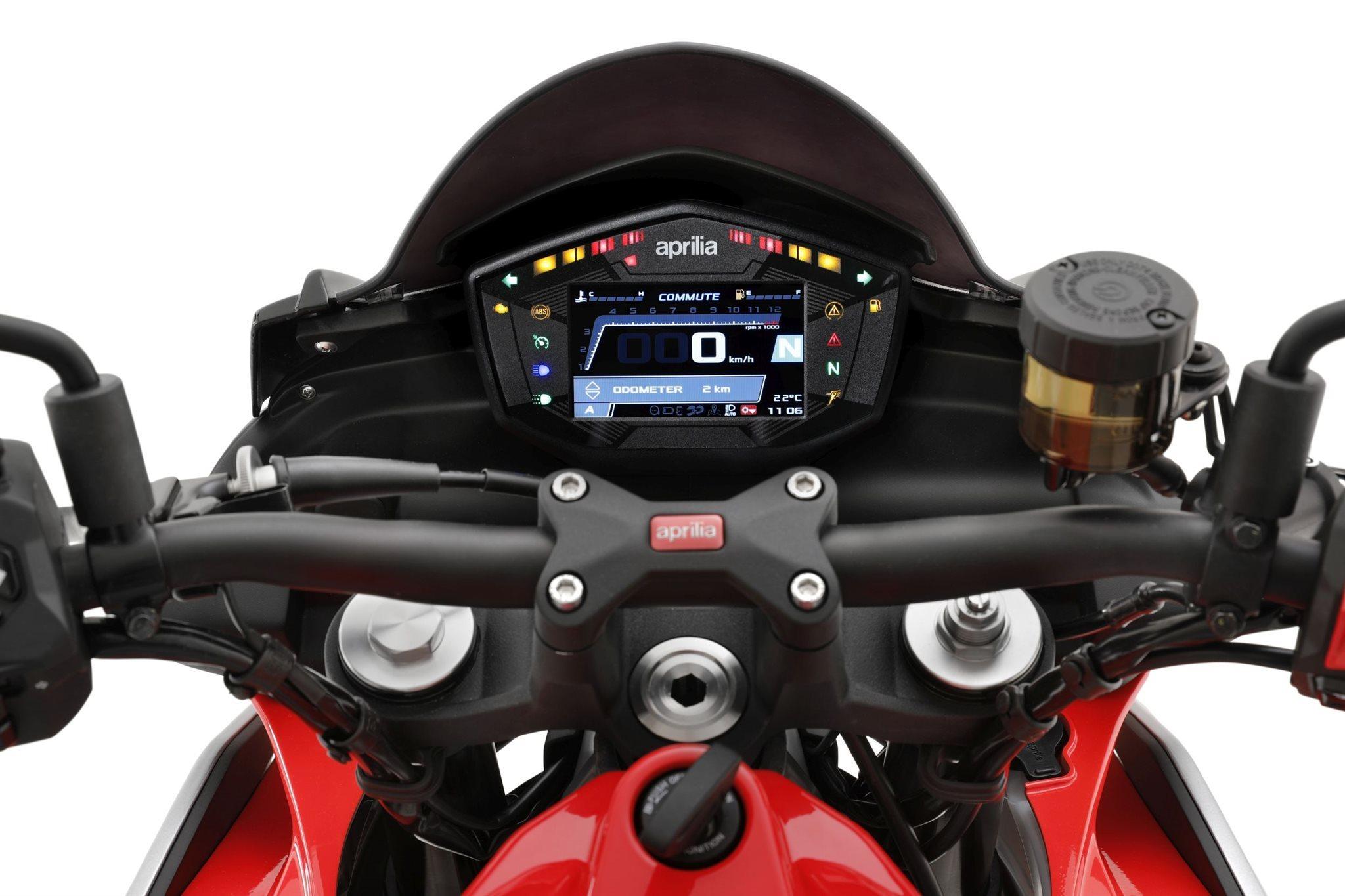 Neumotorrad: Aprilia Tuono 660, Baujahr: 2021, 10.550,00 EUR