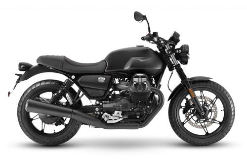 Neumotorrad Moto Guzzi V7 Stone