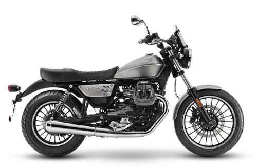 Neumotorrad Moto Guzzi V9 Roamer