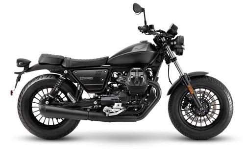 Neumotorrad Moto Guzzi V9 Bobber