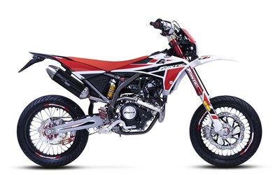 Fantic XMF 125 Competition
