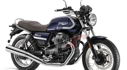 Neumotorrad Moto Guzzi V7 Special