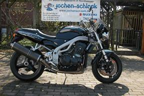 Triumph Speed Triple 900 T 509