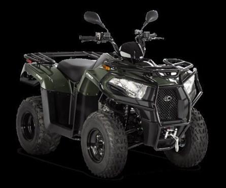 Neumotorrad Kymco MXU 300i T Offroad