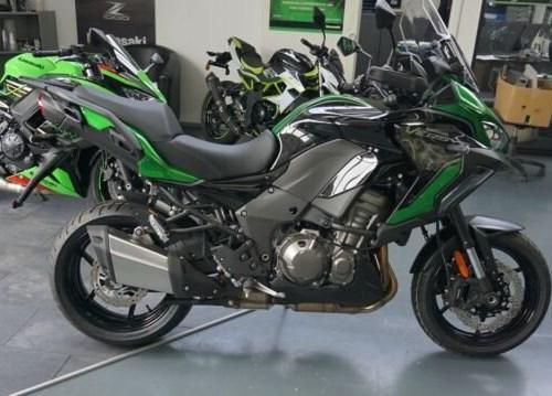 NEUFAHRZEUG Kawasaki Versys 1000 S