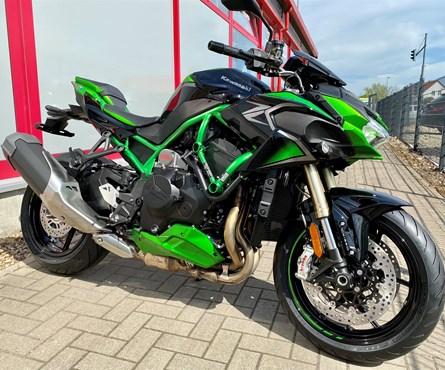 Neumotorrad Kawasaki Z H2 SE