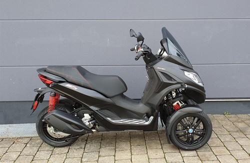 Neumotorrad Piaggio MP3 300 HPE Sport