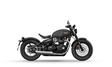 Neumotorrad Triumph Bonneville Bobber