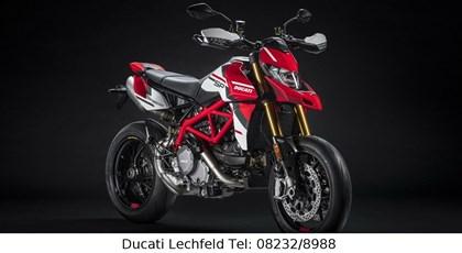 Neumotorrad Ducati Hypermotard 950 SP