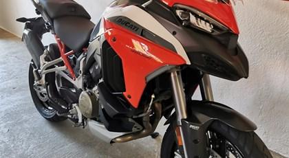 Neumotorrad Ducati Multistrada V4 S Sport