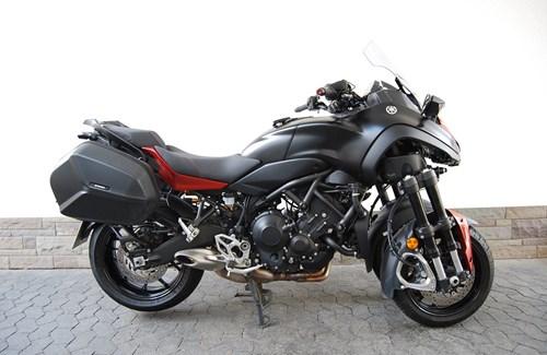 Gebrauchtmotorrad Yamaha Niken GT