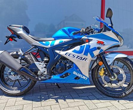 Neumotorrad Suzuki GSX-R 125