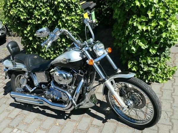 Gebrauchtmotorrad Harley-Davidson Dyna Wide Glide FXDWG
