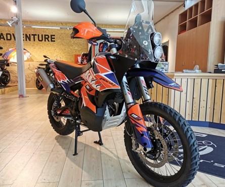 Gebrauchtmotorrad KTM 790 Adventure R
