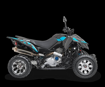 Neumotorrad Access Xtreme Supermoto 480