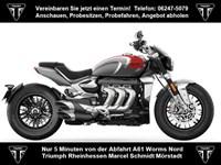Neumotorrad Triumph Rocket 3 R