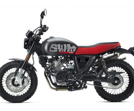 Neumotorrad SWM Ace of Spades 125