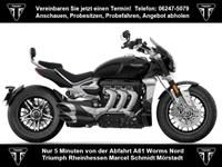 Neumotorrad Triumph Rocket 3 GT