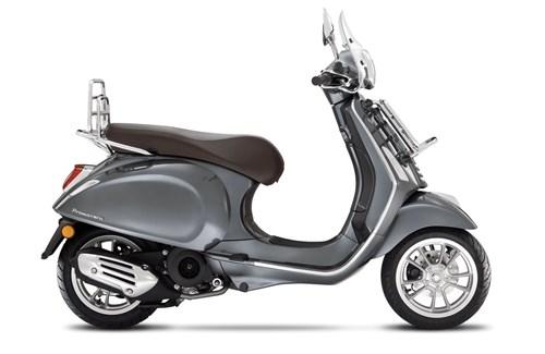 Neumotorrad Vespa Primavera 125 Touring