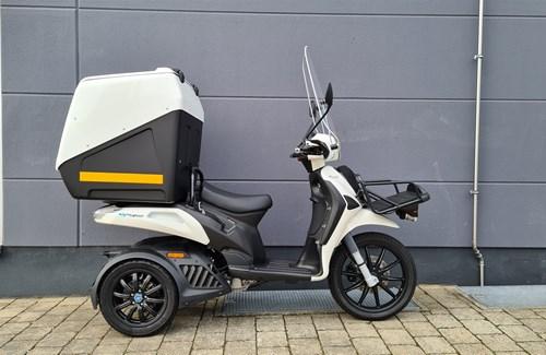 Neumotorrad Piaggio My Moover Delivery