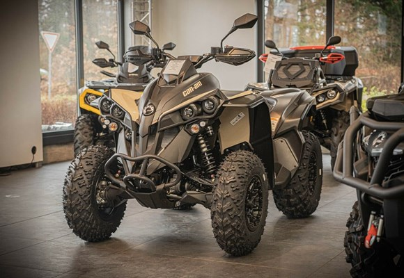 Can-Am Renegade 650 XXC
