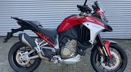 Gebrauchtmotorrad Ducati Multistrada V4