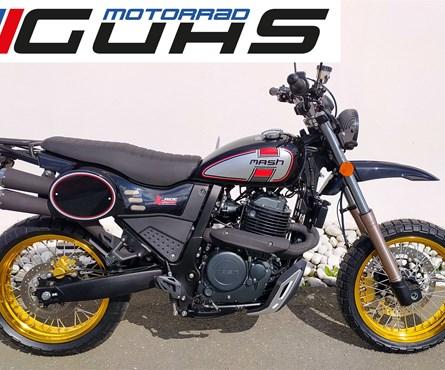 Neumotorrad Mash X-Ride 650